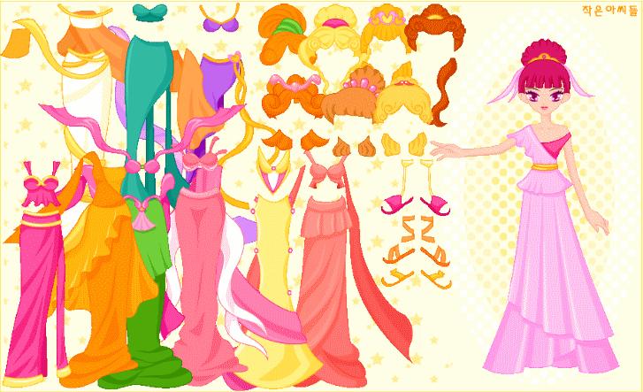 Ancient Greek Dress Up Game - Fun Girls Games-6599
