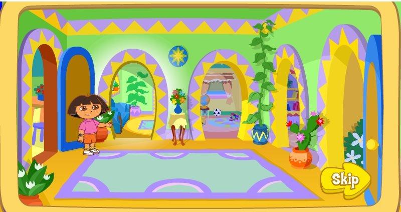 Dora Home Games