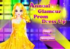 Annual Glamorous Prom Dress Up game.