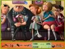 Despicable Me hidden objects game.