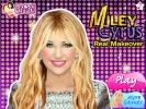 Miley Cyrus real makeover game.