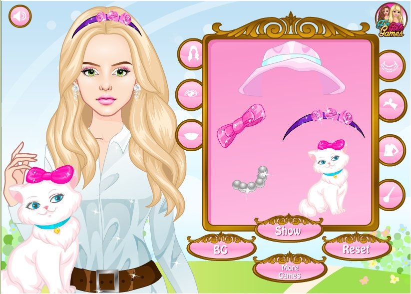 Cute Emo Girl Dress Up - Dress-up Games Online for Free at ...