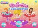 Ballerina doll creator game.