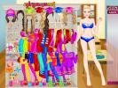 Pick a good outfit for Barbie College student.
