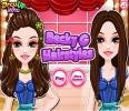 Becky G Hairstyles online game.