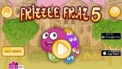 Frizzle Fraz 5 Adventures game.