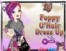 Poppy O`hair Dress up game.