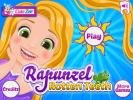 Rapunzel Rottet Teeth Doctro Game.