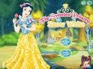 Snow White dress up games.