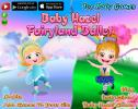 Baby Hazel Fairyland ballet game.