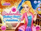 Cindirella Rainty Day Fashion dress up game.