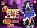 Disney Descendants Evie Dress Up Game