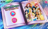 Disney Princesses New Year Resolutions quiz game.