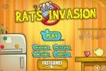 Rats invasion game.
