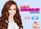 Pretty Nina Dobrev Makeover game.
