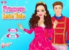 Princess Love tale game.