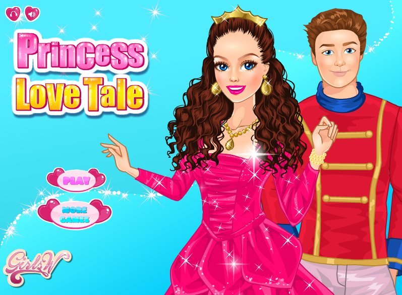 Prinses dating dress up games