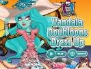 Vandala Doubloons dress up game.