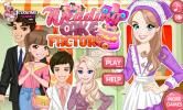 Wedding cake factory cooking game.