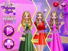 Amys Princess Look makeover game.