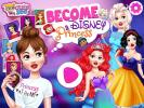 Become a Princess dress up game.