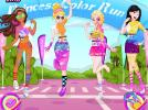 Color run dress up game.