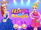 Fashion Show Princesses game.