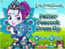 Enchantimals Patter Peacock Dress Up Game