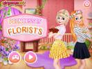 Princesses Florists game.