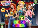 Retro Gamer dress up game.