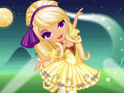 Ballet dress up game