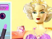 Barbie's Birthday game