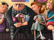 Despicable Me hidden objects game