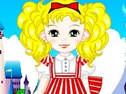 Doll in a fairytale kingdom game