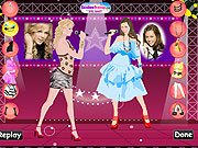 Hannah Montana vs Taylor Swift game
