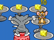 Jerry the Cheese Thief game