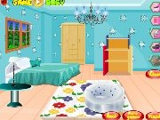Little girl's room game