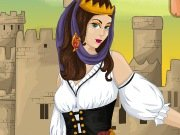 Medieval Dress Up game