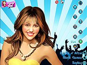 Play game Miley Cyrus Celebrity Makeover