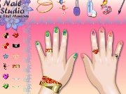 Game Nail Salon
