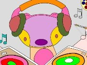 Play game Panda a DJ