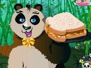 Panda and Sandwich game