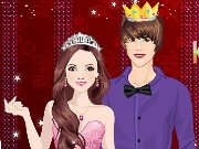 Party king and queen game