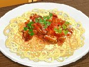 Cooking School: Spaghetti with Bolognese sauce game