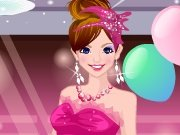 Pink dresses game