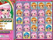 Puzzles with cuties game