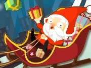 Santa Claus Mad racing game