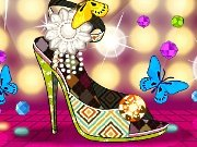Shoes designer game