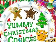 Tasty cookies game