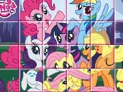 Game The Little Pony Puzzle